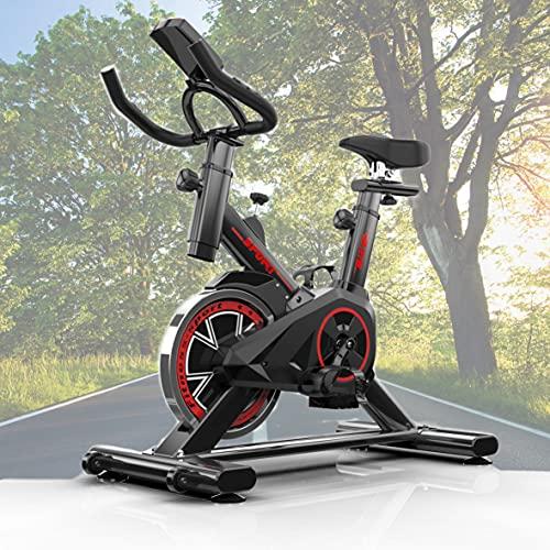Bicicleta estática Ciclo Indoor. Bici spinning, Volante de Inercia, Nivel Avanzado, Sistema de...*