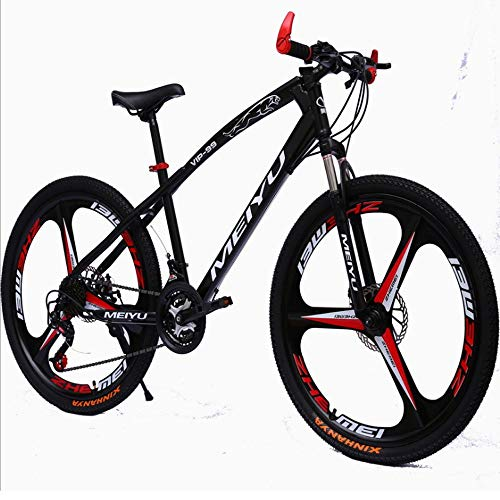 YXWJ Y camino de los hombres de las mujeres Bicicletas 26 pulgadas bicicleta de montaña 21/24/27...*