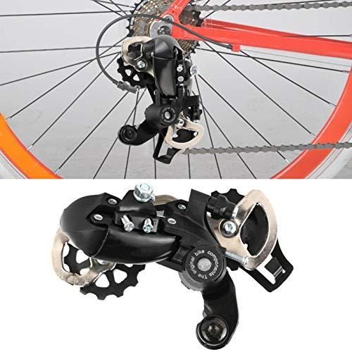 Kuuleyn Desviador Trasero, Bicicleta de montaña, Bicicleta de Carretera, Rueda Trasera, Engranaje de Cambio para Bicicletas de 21/24 velocidades, Pieza de Repuesto