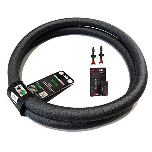 Barbieri AN/29S - Protectores de neumáticos para Adultos, Color Negro*