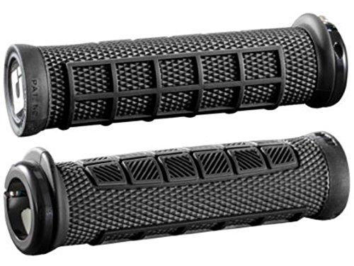 ODI Uni Elite Pro Lock Griffe MTB, Negro, L/32–130mm