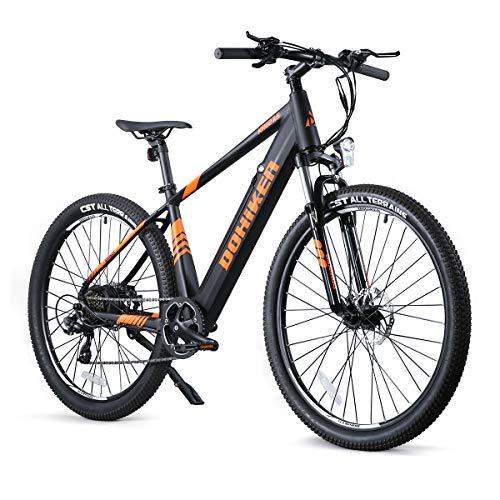 Fafrees Bicicleta de Asistencia Eléctrica de 27.5 Pulgadas, Bicicleta de Montaña para Adultos con...*