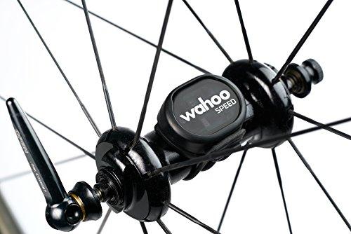 Wahoo Fitness Wahoo RPM Sensor de Velocidad, para iPhone, Android y ciclocomputadores