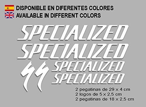 Ecoshirt 8H-CT7D-CTXF Pegatinas Special F123 Vinilo Adesivi Decal Aufkleber Клей MTB Stickers...*