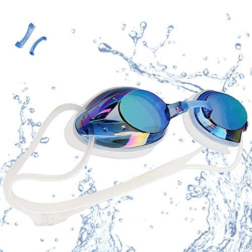 vetoky Gafas de Natación, Antiniebla Gafas para Nadar Protección UV sin Fugas para Adultos Y...*
