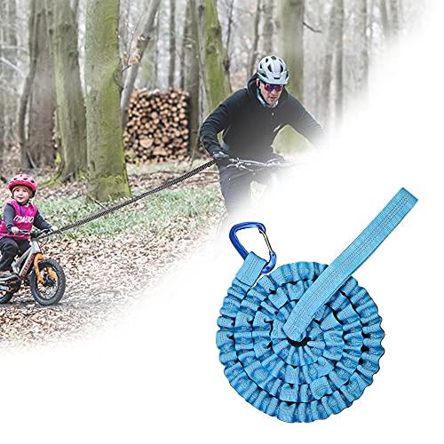 Cuerda de Remolque MTB, Cuerda de Remolque Bicicleta para Niños, Universalmente Duradera, Para...*