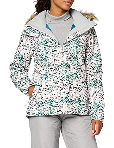 Roxy Jet Ski - Chaqueta Para Nieve Para Mujer Chaqueta Para Nieve, Mujer, bright white izi, M
