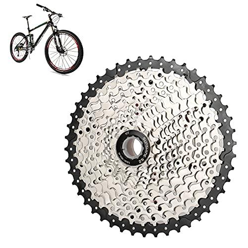 Casete de 12 velocidades, 11 – 50 T bicicleta de montaña volante rueda libre de metal, accesorios...*