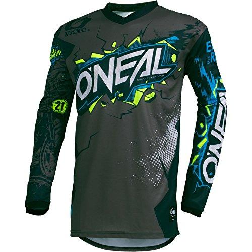 O'NEAL   Camiseta de Motocross Manga Larga   MX MTB Mountainbike Enduro   Protección para los codos...*