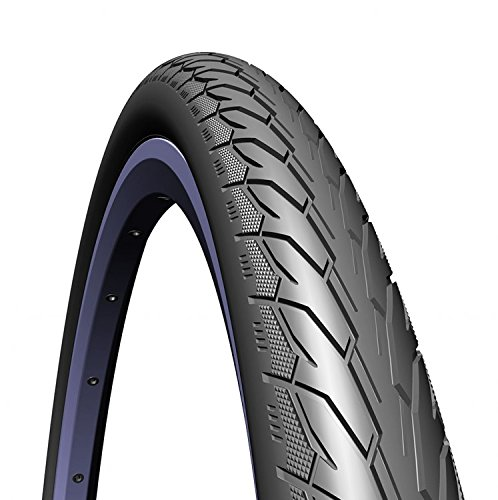 DEESTONE Campagnolo Neumático de Bicicleta, 700 x 28c, Negro*