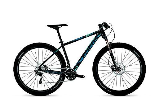FOCUS Black Forest Bicicleta 29R, sistema de 30 velocidades, para hombre, MTB de 29 pulgadas, 47 cm,...*