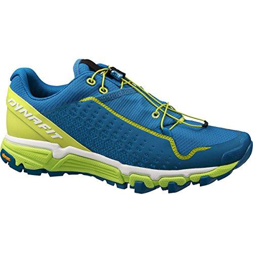 Ultra Pro M - Zapatillas de trail para hombre, (Lima punch Methyl Blue), 40 EU