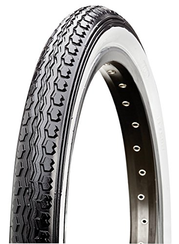 Cicli Bonin CCT c97N rígido neumáticos, Unisex, CST C97N Rigid, Negro/Blanco