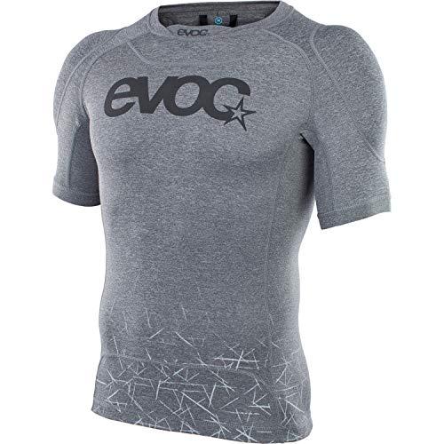 Evoc Camiseta Unisex Enduro para Adultos, Color Gris carbón, Talla M