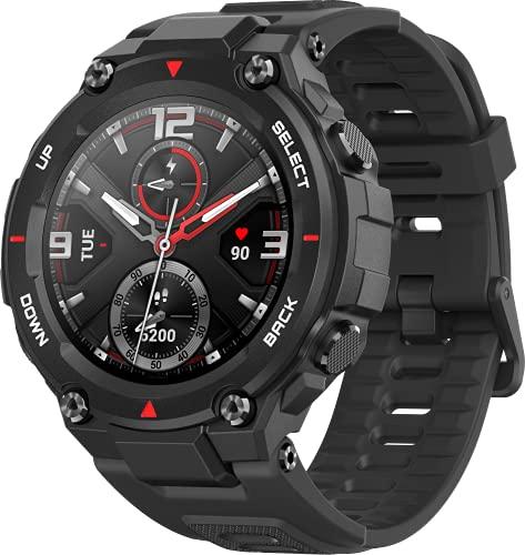 Amazfit T-Rex Smartwatch Pulsera Inteligente Reloj deportativo Monitor de Sueño Notificación...*