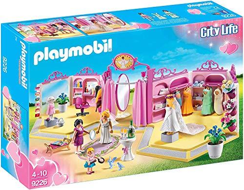 PLAYMOBIL- City Life-Tienda de Novias Conjunto de figuritas, Multicolor, Talla Única (9226)