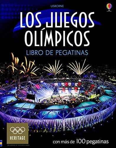 Los Juegos Olímpicos Libro Pegatinas*