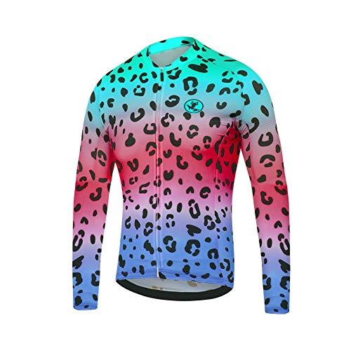 UGLY FROG Manga Larga del Invierno Vellón Caliente De Los Hombres Camisetas De Ciclismo Maillots Ropa De Bicicleta De Carretera Bicicleta De Carretera Ropa