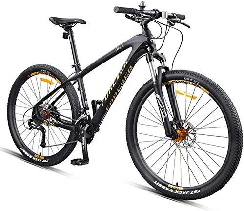 Mountain Bikes 27.5 Inch Mountain BikesCuadro de Fibra de Carbono de Doble suspensión Mountain...*