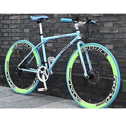 Y camino de 26in de los hombres de las mujeres bicicletas con suspensión de acero al carbono...*