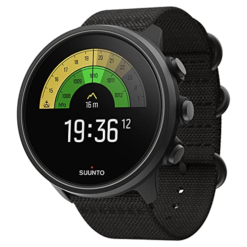 Suunto 9 Baro Reloj deportivo GPS con batería de larga duración y medición de frecuencia cardiaca...*