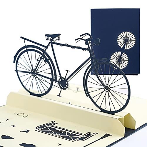 Tarjeta emergente Tarjetas 3D Tarjeta de cumpleaños Tarjetas de felicitación Tarjeta del día de...*