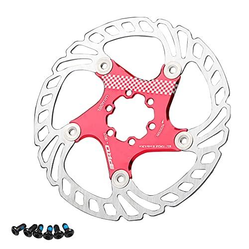 Disco de freno para bicicleta de montaña, 160 mm, 180 mm, 203 mm, rotor de disco para bicicleta de...*