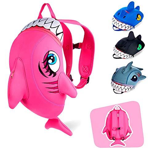 Crazy Safety | Mochila de Dinosaurio para niños. Ideal para la guardería, el Preescolar, el...*
