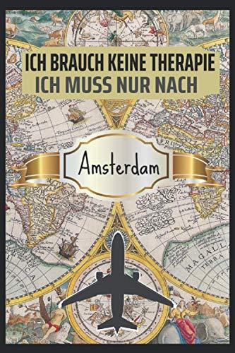 Ich Brauch keine Therapie Amsterdam