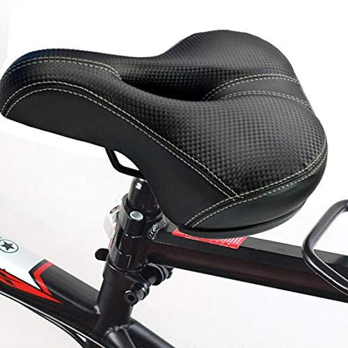 MorNon Asiento de Bicicleta Cómodo y Transpirable Sillín Bicicleta Cojín de Bcicleta Transpirable...*