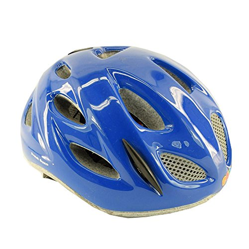 Briko bicicleta casco de bicicleta junior, rollo de carreras ajuste PONY azul brillante 013595*
