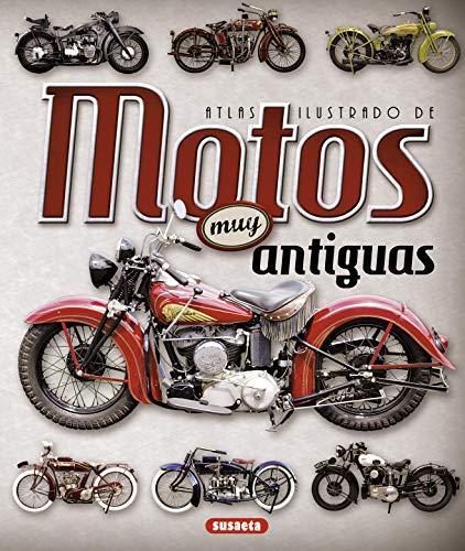 Motos Muy antiguas (Atlas Ilustrado)*