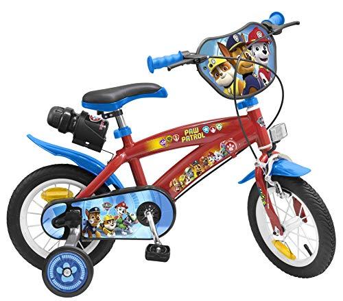 Bicicleta 12' Paw Patrol