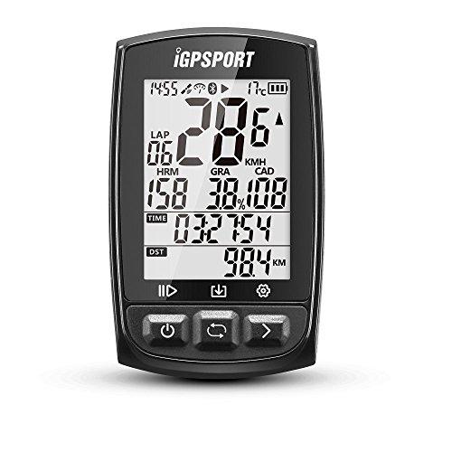 iGPSPORT Ciclocomputadores GPS iGS50E Computadora Bicicleta Inalámbrica Ciclismo Cuentakilometros...*