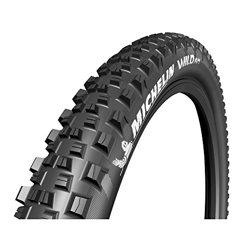 Michelin Wild Am Cubierta, Deportes y Aire Libre, Negro, 27.5x2.60