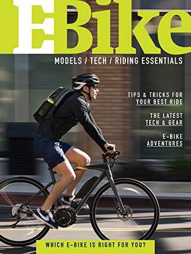 E-Bike: A Guide to E-Bike Models, Technology & Riding Essentials (English Edition)*