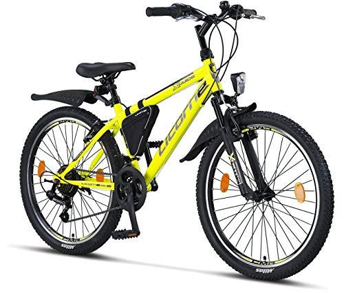 Licorne Bike Premium - Bicicleta de montaña para niña, niño, hombre y mujer, cambios de 21...*