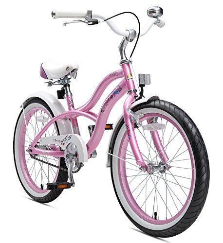 BIKESTAR Bicicleta Infantil para niños y niñas a Partir de 6 años | Bici 20 Pulgadas con Frenos |...*