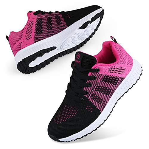 Youecci Zapatillas de Deportivos de Running para Mujer Deportivo de Exterior Interior Gimnasia...*