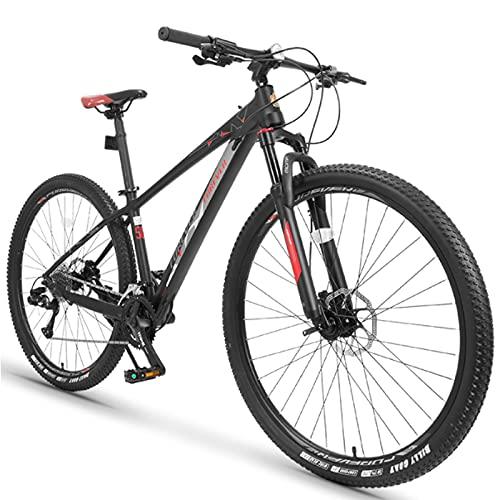 Bicicleta de montaña, Bicicleta De Montaña Para Hombres, 26/29 Pulgadas Ruedas Aleación Marco 33...*