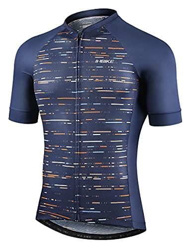 INBIKE Maillot Ciclismo Hombre Verano Equipación Ropa Bicicleta Montaña Camisetas MTB Transpirable...*