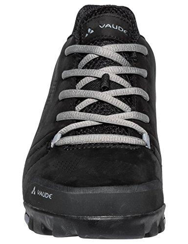 VAUDE Tvl Sykkel, Zapatillas de Ciclismo de Carretera Unisex Adulto, Negro Black 010, 46 EU