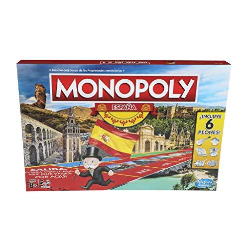 Monopoly - España (Hasbro E1654105)*