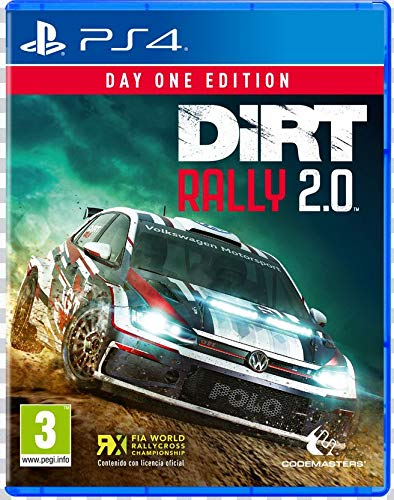 Codemasters - DiRT Rally 2.0 Day One Edition (PlayStation 4)*
