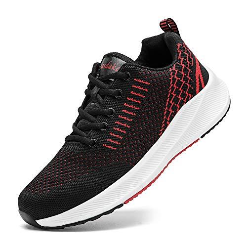 Tasdaker Zapatillas de Running Deporte Hombres Sport Fitness Gym Zapatos Casual Tenis Asfalto...*