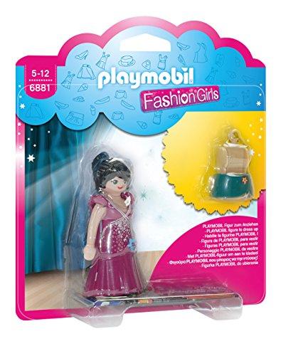 Playmobil Tienda de Moda- Figura con Accesorios (6881)*