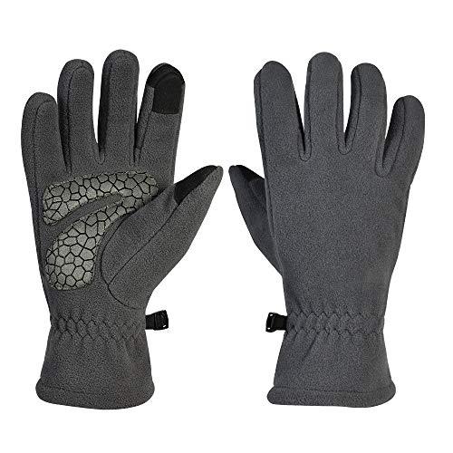 Guantes de ciclismo Guantes de bicicleta unisex BTT Deportes guantes de invierno al aire libre completa Guantes de bici del dedo de absorción de choques Pad pantalla táctil de diseño for la escalada d