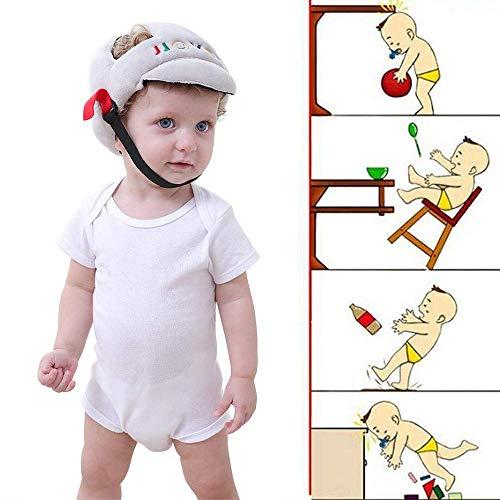 Bebé anti-caída tapa de protección de la cabeza del niño del sombrero de anticolisión casquillo...*