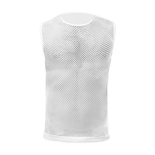 GripGrab Camiseta Interior Ciclismo Sin Mangas de Rejilla 3 Estaciones Primavera Verano Otoño Ropa...*