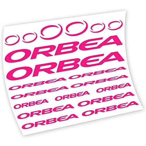 Orbea Pegatinas en Vinilo Adhesivo Cuadro (FU - Fuchsia)*